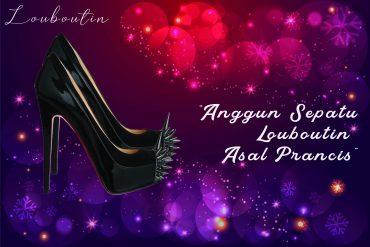 Anggun Sepatu Louboutin