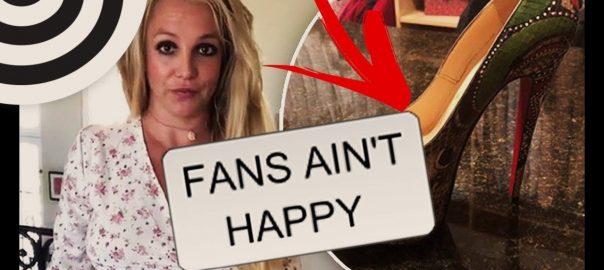 Cerita Louboutin Dan Britney Spears
